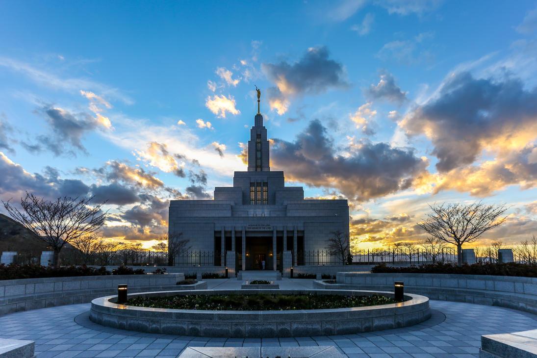 Draper LDS Temple by Ericseye