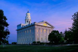 Nauvoo  LDS Temple by Ericseye