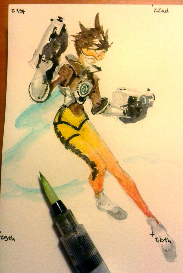 Tracer by Lumaga