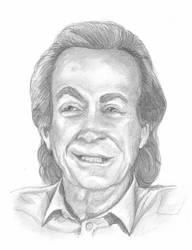 Richard Feynman by swfan444