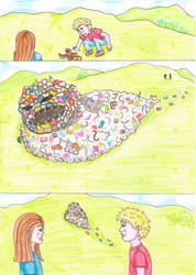 Comic Project 3- Littervore