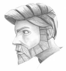 Obi-Wan in Profile