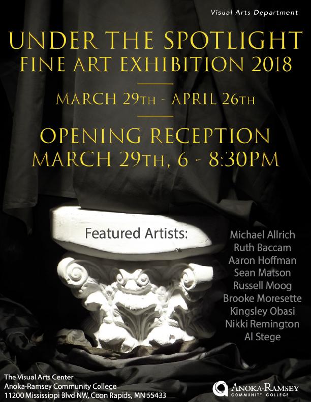 Art Show Poster by NikkiFirestarter
