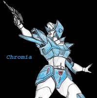 G1 Chromia by Scream01