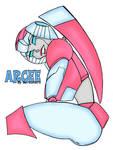 Quite the Shy Bot Arcee