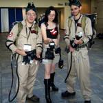 Otakon 2009: Ghostbusters