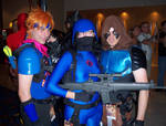 With Zartan and Zandar by Scream01