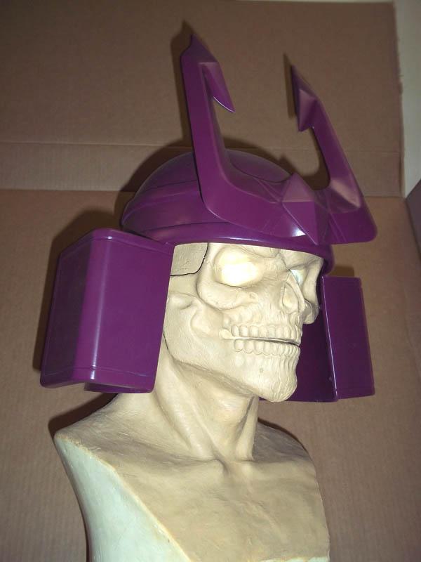 Decepticon Bludgeon Helmet by Scream01