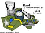G1 Hound For Ken by Scream01