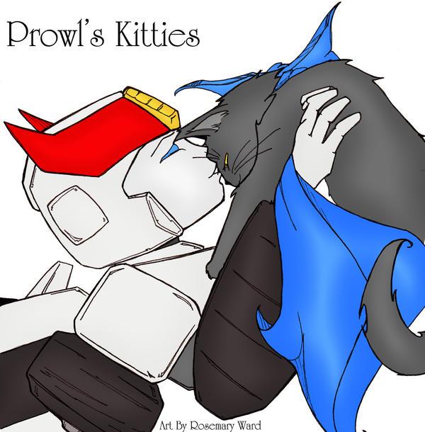 Prowl's Kitties by Scream01