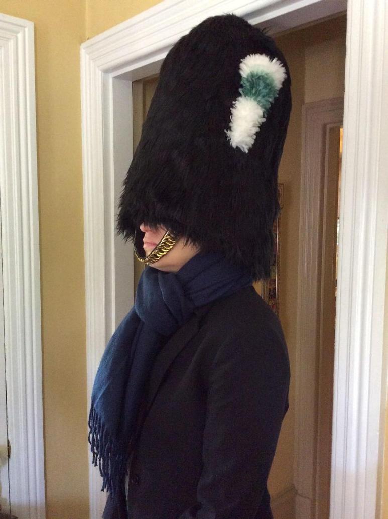 Bearskin Cap by Scream01