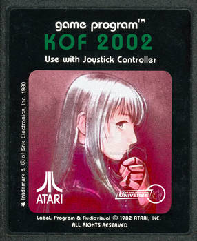 KOF 2002 Atari