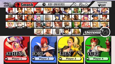 Super Smash KOF