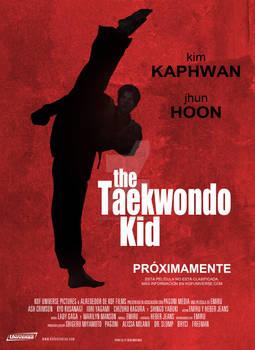 The Taekwondo Kid / Parodia