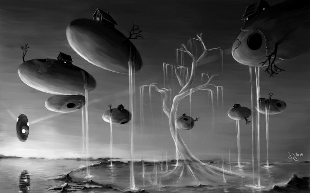 The Atoll Tree by nidraj-rion