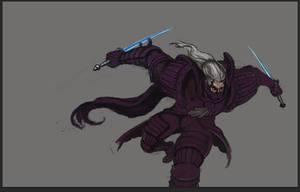 Sketch assassin 0012 by Trassnick