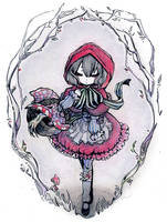 Little Red Riding Hood by happy-mashiro
