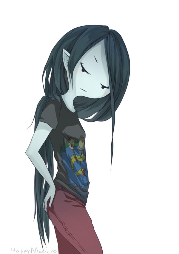 Marceline by happy-mashiro