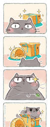 typical cat by happy-mashiro