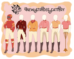 [SV] Cattery Uniforms