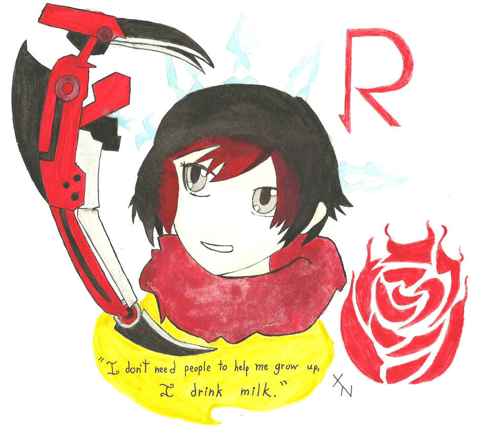 Ruby Rose by X-CityWolf-X