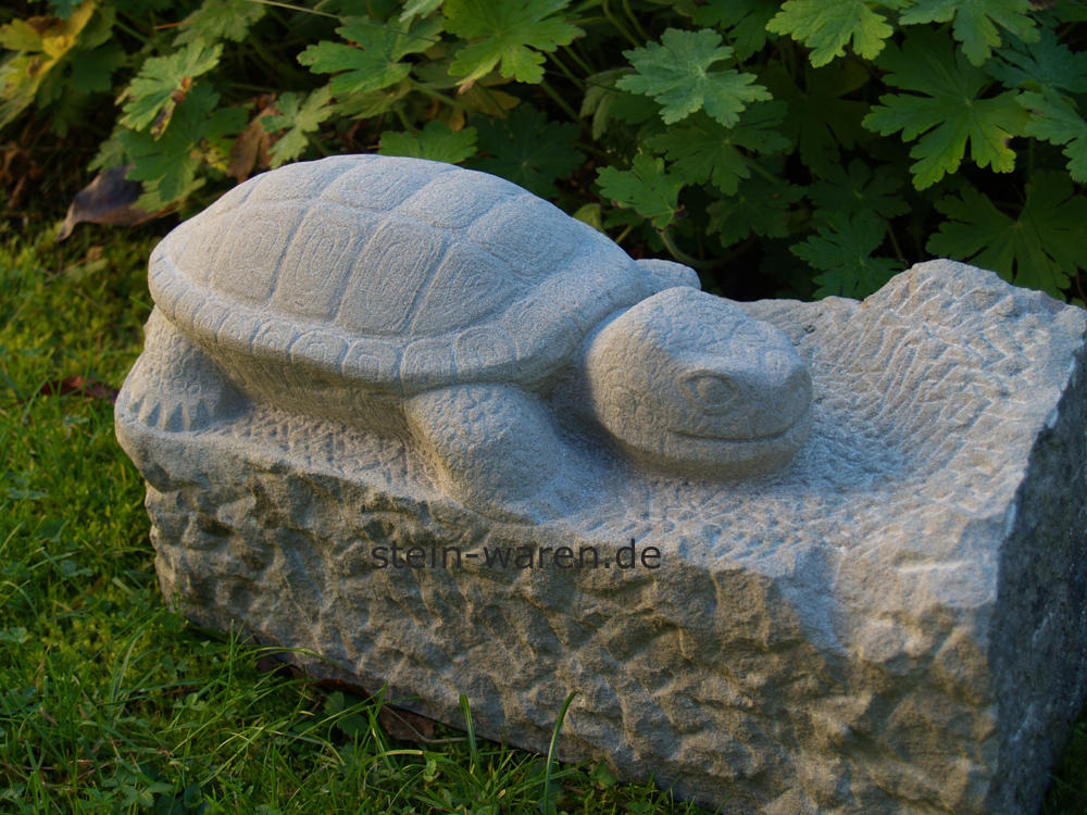 Turtle Sandstone Stone Crafts Carving