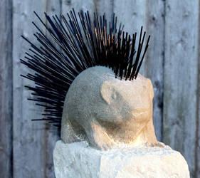 porcupine 300 / Stachelschwein 300