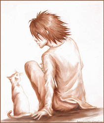 Ryuzaki by Sephinka
