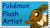 Pokemon Plushie Stamp by racingwolf