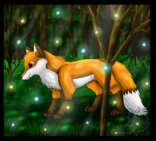 3. Light by racingwolf