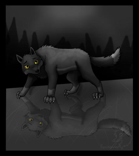 19. Gray by racingwolf