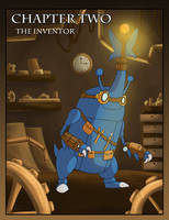 PMD: Bridge of Invention Chapter 2 by racingwolf
