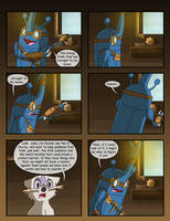 PMD: Bridge of Invention Ch2pg10 by racingwolf