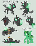 More Changeling Me