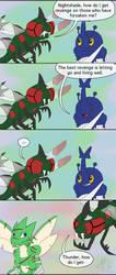 Revenge by racingwolf