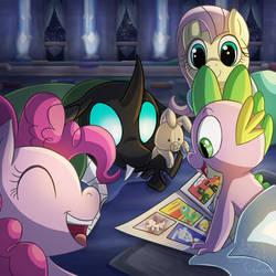 Reading Comics