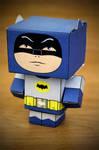 CubeCraft 60's Batman