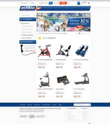 ActivaShop E-Commerce Site by sobot
