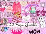 + Pack PNGs Tumblr
