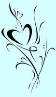 Heart Tattoo V
