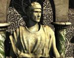 Persian Statue - Close
