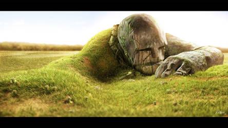 Fallen Giant by Batatalion