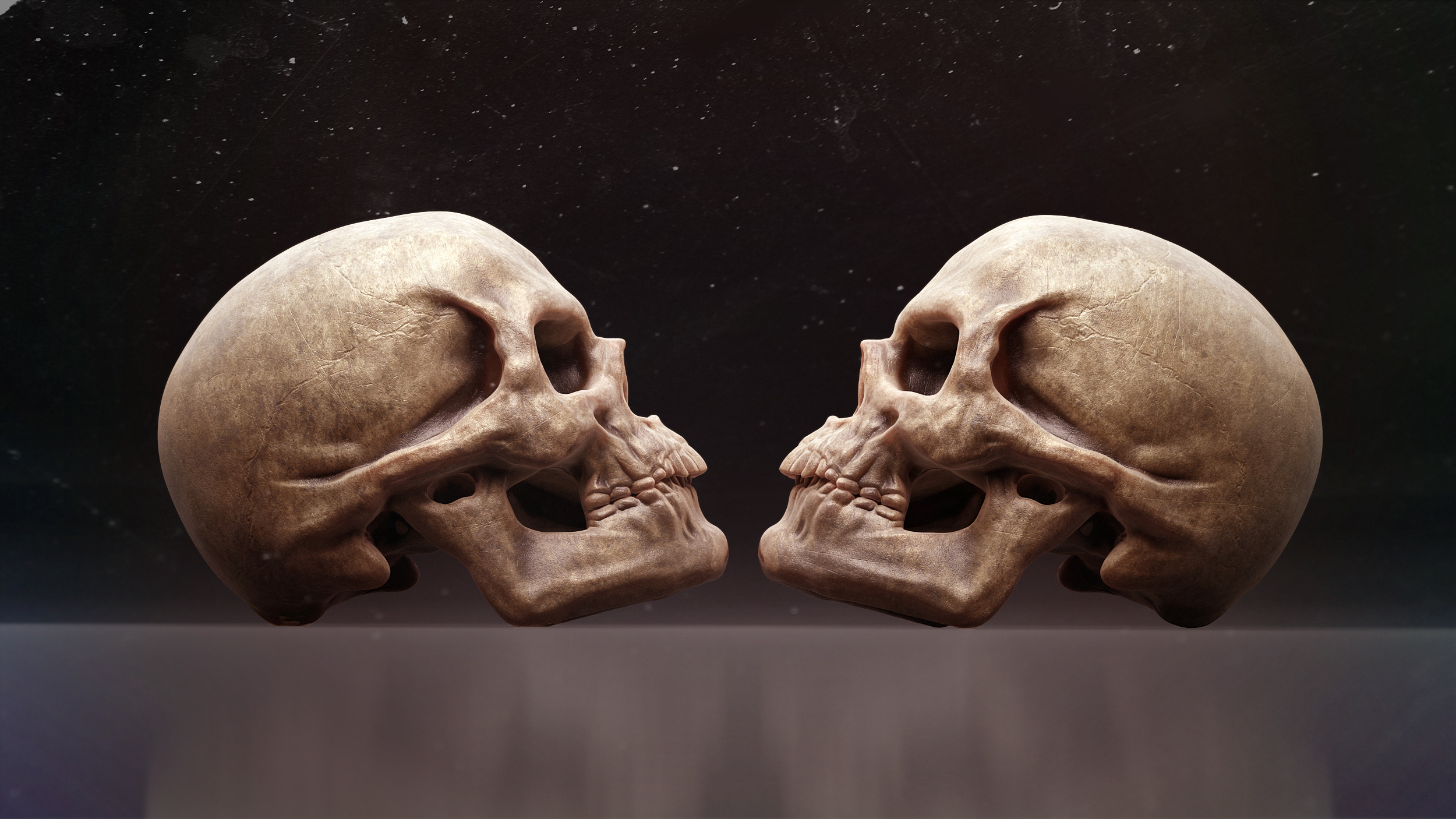Are life and death a symmetry ?