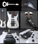 Charvel Guitar - Criss Oliva -