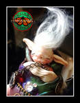 Steampunk Baby Troll Preview