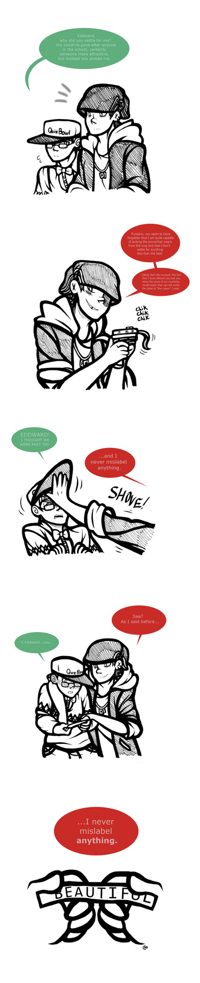 Kevedd comic