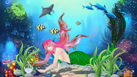 El misterio mermaid