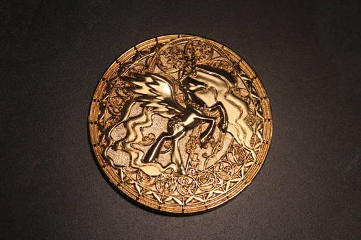 Princess Celestia Gold Coin