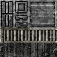 SciFi Wall Panels by ShadowRunner27