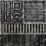 SciFi Wall Panels